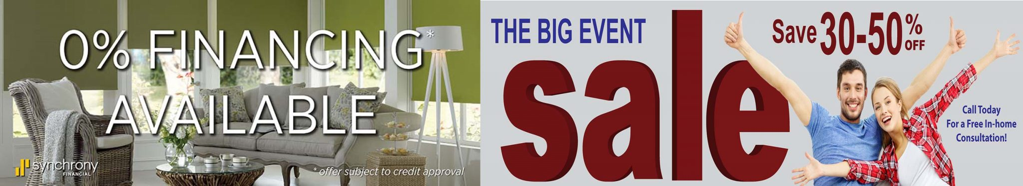 Starwood Distributors Sale Banner