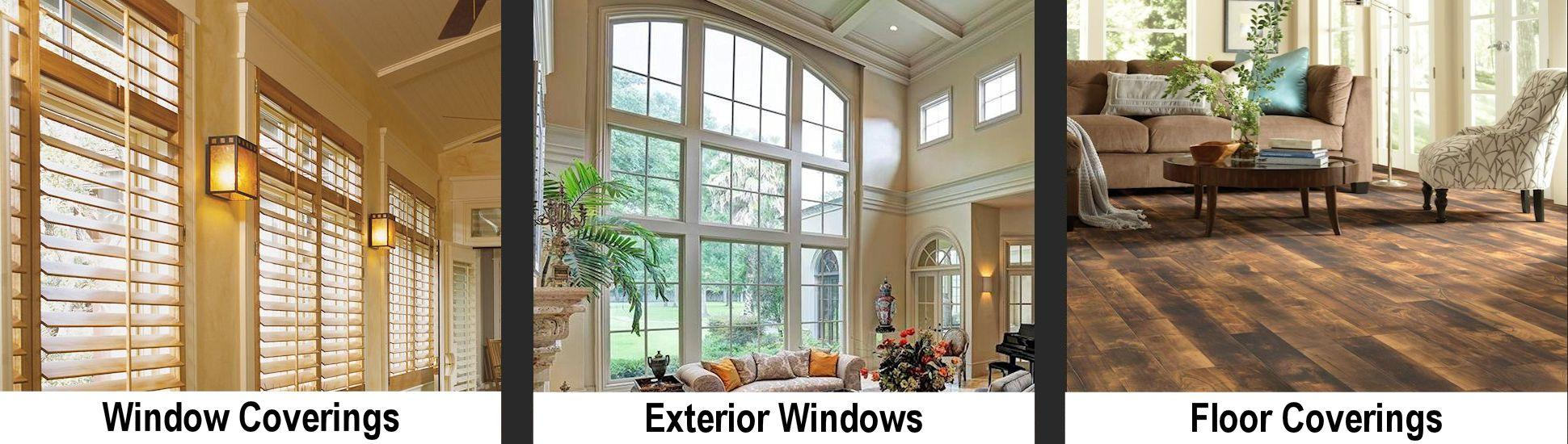 Starwood Distributors Flooring Window Covering Windows