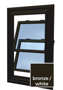 Bronze Window Frame Color