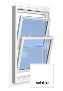 White Window Frame Color