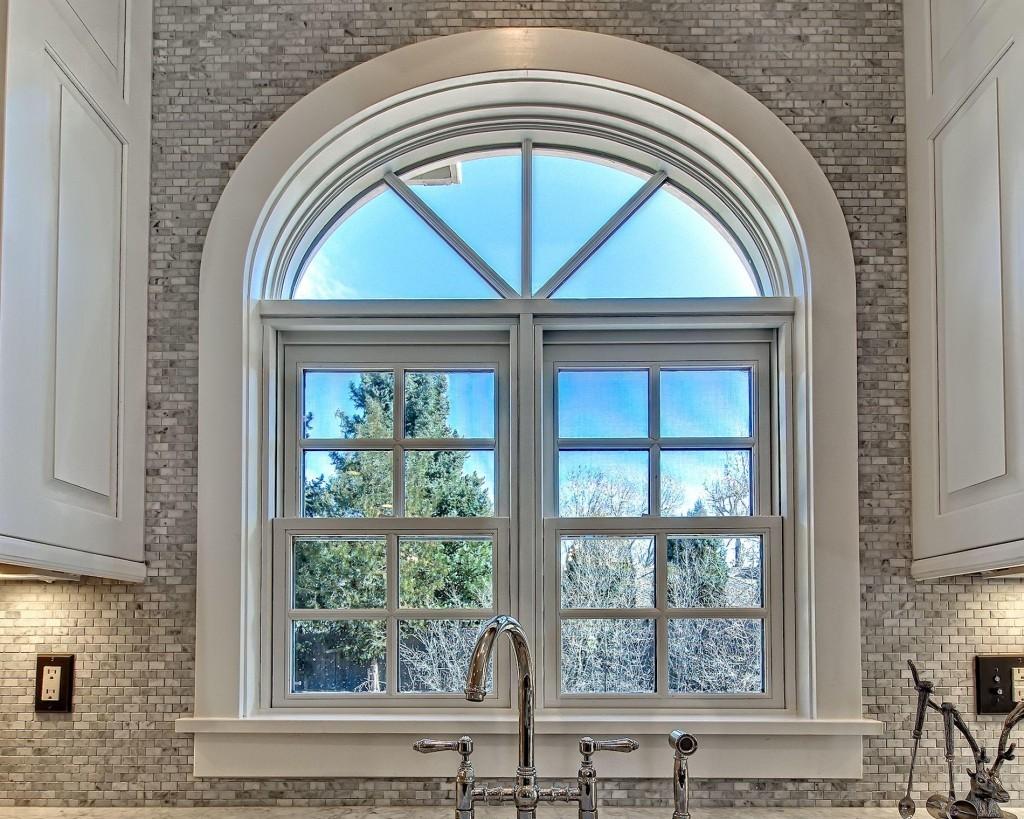 Geometric Shaped Windows