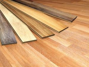 Variety of hardwood flooring options. Starwood Distributors, Texas.