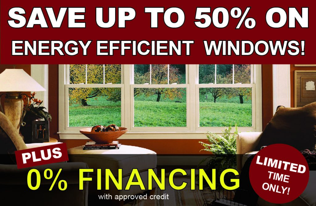 Exterior WIndows Coupon