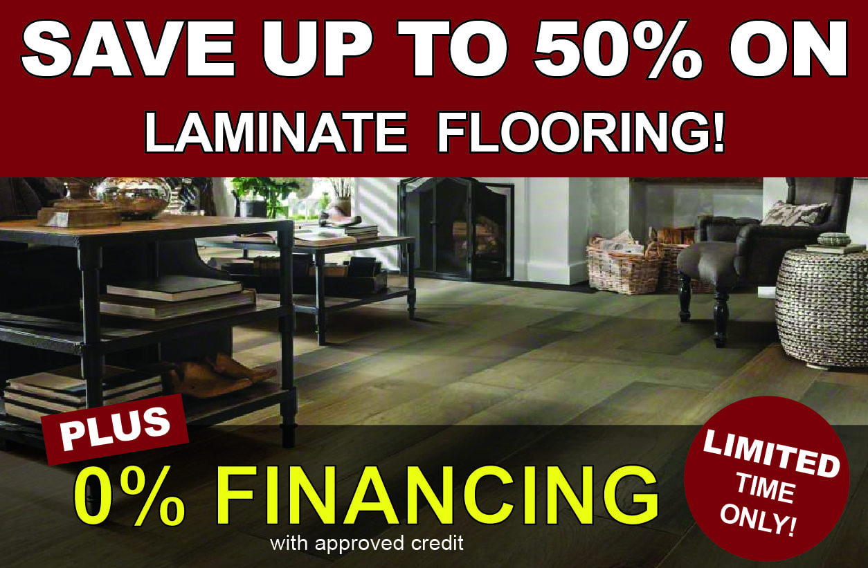 Laminate Home Page Coupon