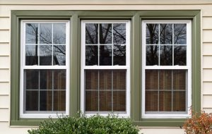 Save yourself money over the years with energy efficient windows.