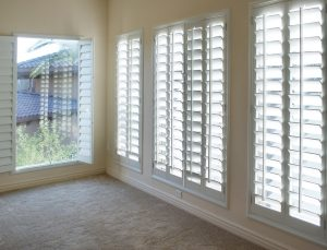 Is installing plantation shutters in the Dallas-Fort Worth area affordable? Call Starwood Distributors today to find out.