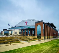 Globe Life Feild -Texas Rangers Baseball