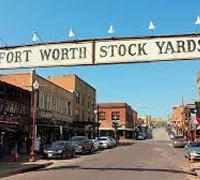 Fort Worth Stockyard